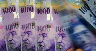 Švajcarski franak franc