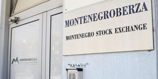 Nedjeljni promet na Montenegroberzi 218.164 eura