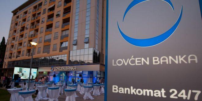 Otvorena nova filijala Lovećen banke u Podgorici (foto)