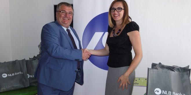 NLB Banka uručila donaciju udruženju Roditelji