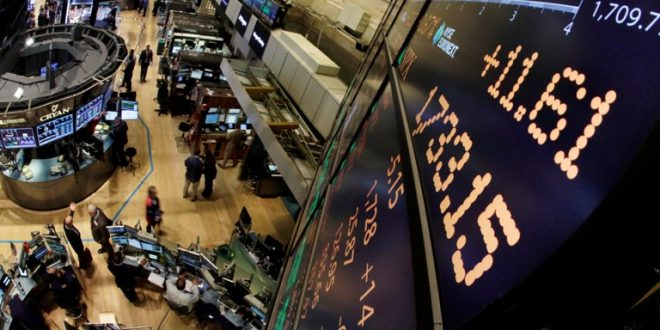 Wall Street: Dow Jones blago porastao, S&P i Nasdaq pali