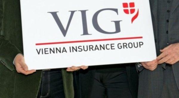Vienna Insurance Group: Bruto dobit u prvom kvartalu porasla 22,4%