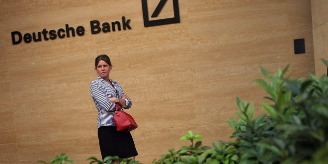 """""""Deutsche Bank"""" iz Britanije povlači 300 milijardi eura"""