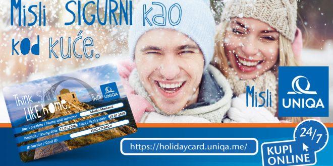 UNIQA lansirala novi proizvod namijenjen turistima