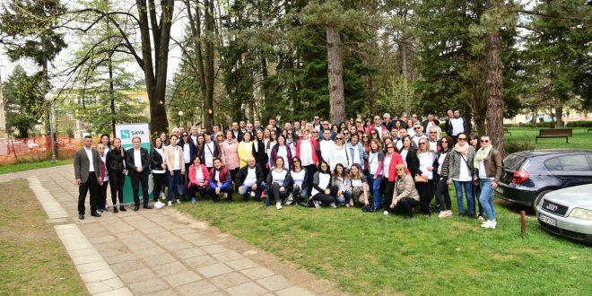 Volonterskom akcijom zaposlenih Sava osiguranja obilježen dan Grupe Sava Re