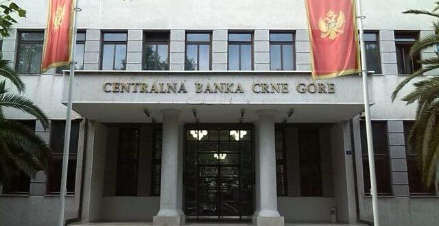 CBCG: Pad kamatnih stopa na kredite u julu