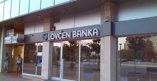 Lovćen banka uvećala kapital