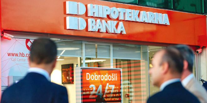 Rekordnih sedam miliona eura profita za Hipotekarnu banku u trećem kvartalu