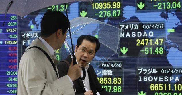 Azijska tržišta: Blagi pad indeksa na početku nedjelje
