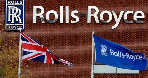 Akcije Rols-Rojsa potonule 65 odsto