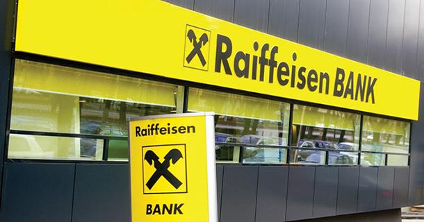 Dobit Raiffeisen Bank Internationala snažno pala u drugom tromjesečju