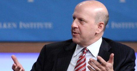 Direktor Goldman Saksa kažnjen smanjenjem plate za 10 miliona dolara