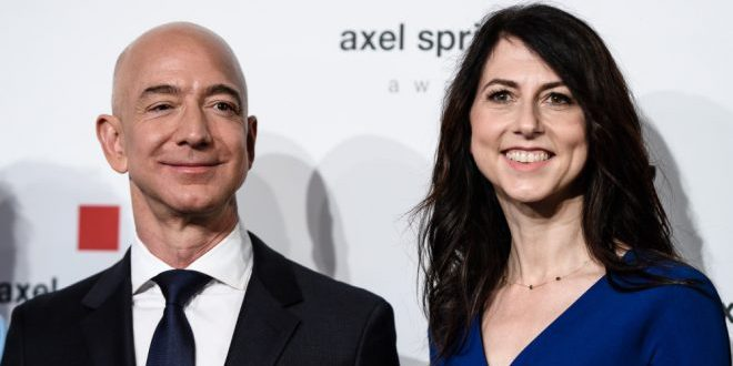 MacKenzie Bezos prodala udio u Amazonu vrijedan 400 miliona dolara
