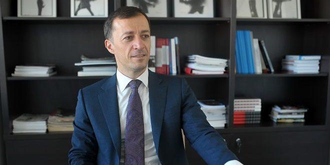 Milorad Katnić podnio ostavku na funkciju glavnog izvršnog direktora Podgoričke banke