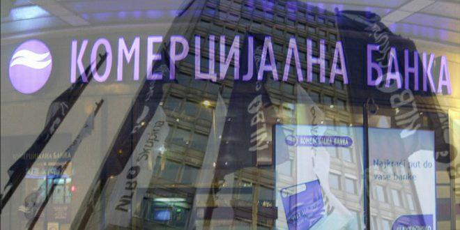 """""""Državi od Komercijalne banke ostaje samo 80 miliona eura"""""""