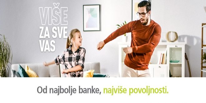 NLB Banka prirpemila neodoljivu ponudu za klijente