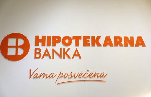 Hipotekarna banka obradila 7.250 zahtjeva za moratorijum
