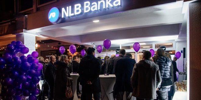 NLB Banka otvorila prvu bezgotovinsku filijalu