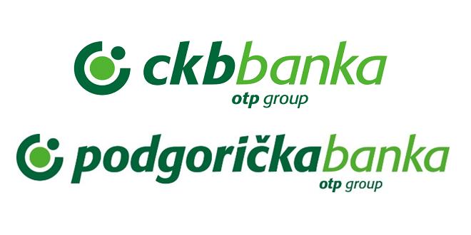 CKB i Podgorička banka donirale još 100.000 eura kao pomoć u ublažavanju posljedica epidemije