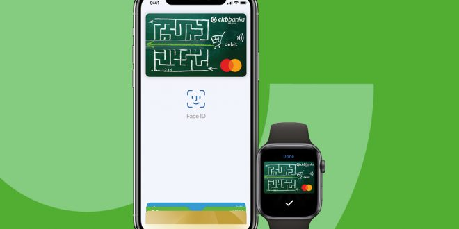 CKB prva u Crnoj Gori lansira Apple Pay