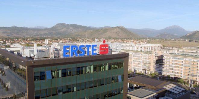 Erste banka Podgorica nagrađena priznanjem Izvrsnost u izazovima