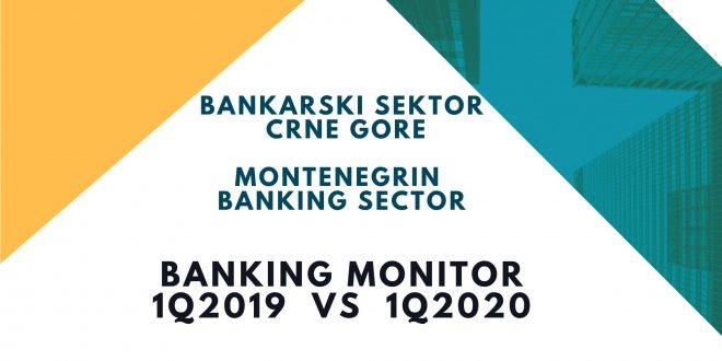 Bankarski sektor Crne Gore i Covid-19: Krediti rastu uprkos pandemiji, kvartalni rezultati na nivou prošlogodišnjih