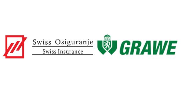 """Saopštenje za javnost povodom kupovine većinskog paketa akcija osiguravajućeg društva """"Swiss Osiguranje"""" A.D. Podgorica od strane """"Grazer Wechselseitige Versicherung AG"""""""