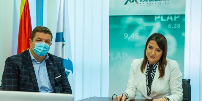 Montenegroberza i Zagrebačka berza potpisale sporazum o saradnji