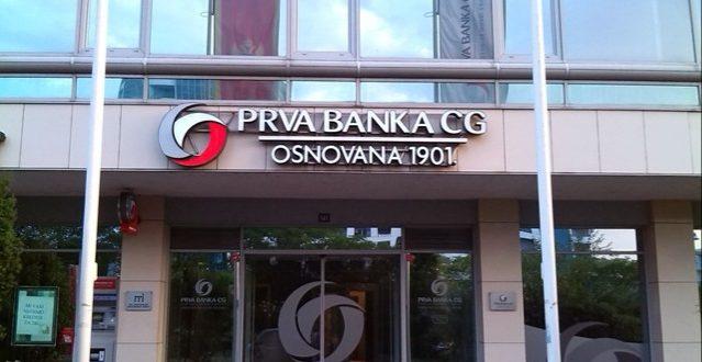 Prva banka demantovala navode o povlačenju novca državnih kompanija