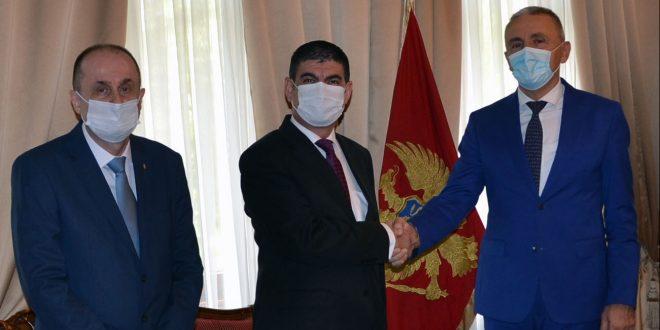 Održan sastanak guvernera Žugića sa upravom Ziraat banke